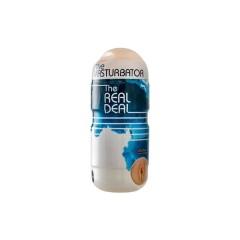 Alive - Enkel Masturbator - The Real Deal - Vagina