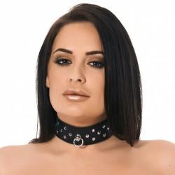 Rimba - Collar med glatte nagler