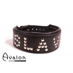 Avalon - YOU'RE MY - Collar Slave - Sort