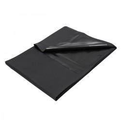 Bed sheet cover - PVC laken sort 200 x 220