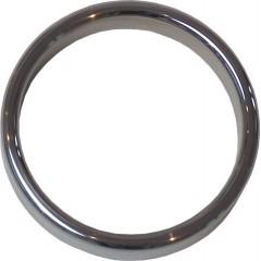 Rustfri penisring i stål. 52.5 mm