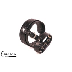 Avalon - ENDURENCE - Cock & Ball Harness med Spenner - Svart