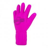 Fukuoku Five Finger - vibrerende massasje hanske Venstre S/M Rosa