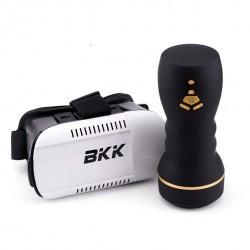 BKK - Virtual Rreality Briller og Masturbator
