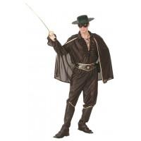 Zorro kostyme til mann
