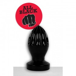 All Black - AB 31 Buttplug sort