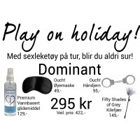 Play On Holiday - Dominantpakke