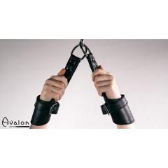 Avalon - Suspensjoncuffs sort