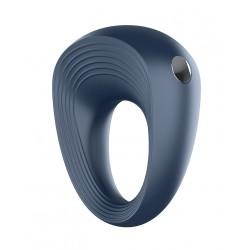 Satisfyer Ring - Vibrerende penisring - Blå