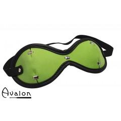 AVALON - Sengekos - Seer - Blindfold - Grønn