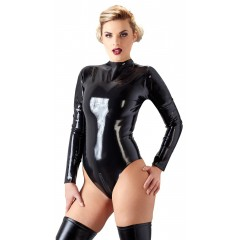 LateX - Latex Body med Lange Ermer