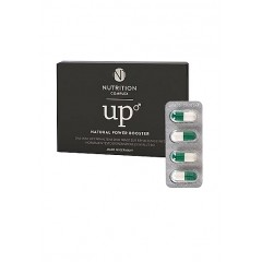 N1 UP - Natural Power Booster - 4 kapsler