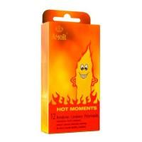 Amor - Hot Moments, Kondomer 12 stk