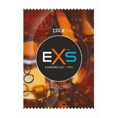 EXS - Kondom med Cola smak  - 1 stk